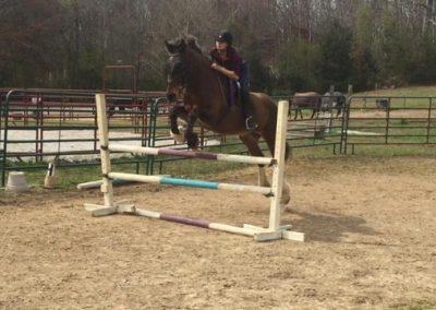 Spotsy jump